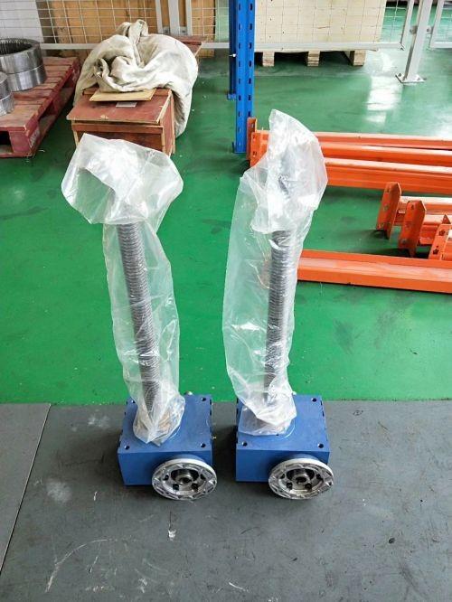 泰兴精密摆线针轮减速机厂日常检查